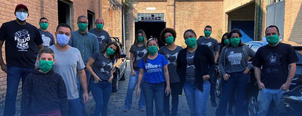 SJC Sem Fome: Primeira Ação De Voluntariado Com A Participação DMCard