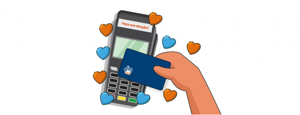 Três Formas De Contribuir Com A AACD Com Os Cartões DMCard