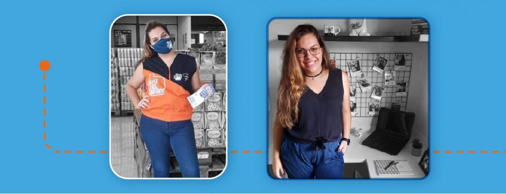 Conquista De Um Sonho: De Promotora De Loja Para O Marketing Da DMCard