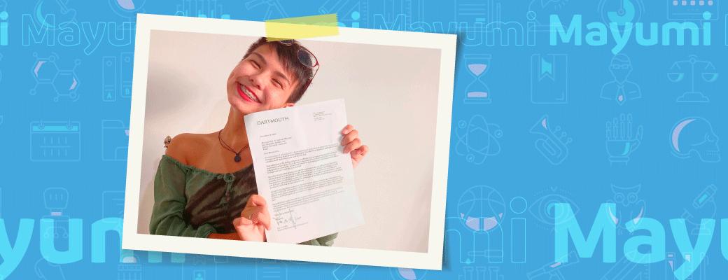 De Santos Para New Hampshire: Conheça Mayumi Miyazato, A Mais Nova Patrocinada Da DMCard